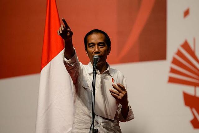 Jokowi: Stop Cara Berpolitik seperti Genderuwo...