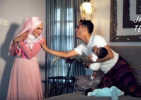 Lirik Lagu - ABANG NAK TEGUR by Dato Aliff Syukri