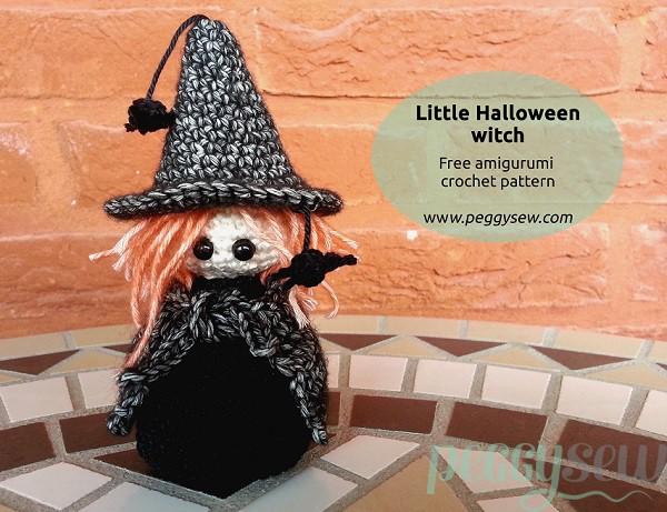 Halloween Archivos - Patrones gratis | 461x600