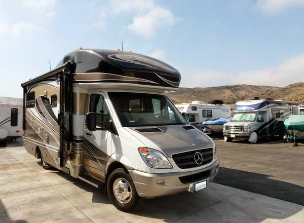 Used rvs 2012 winnebago view 24j for sale by owner for Mercedes benz winnebago for sale