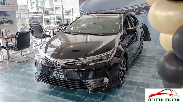 Giá xe, thông số kỹ thuật và đánh giá chi tiết Toyota Corolla Altis 2018 - ảnh 1