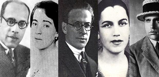 Semana de Arte Moderna 1922: O Grupo dos Cinco