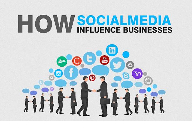 Bagaimana pengaruh sosial media untuk bisnis Anda?