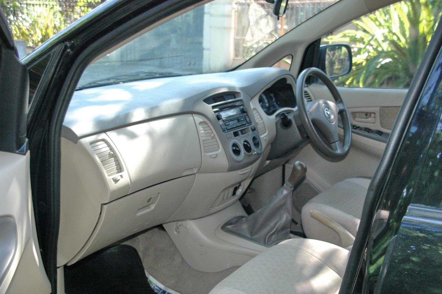 Konsumsi Bbm All New Kijang Innova Diesel Harga Alphard Type X Automoda Toyota G 2008