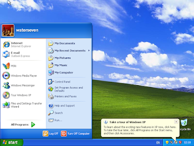 cara instal windows 7 ultimate