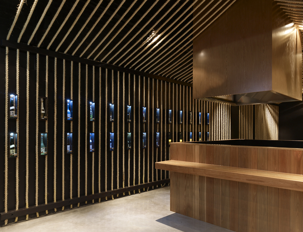 Best Restaurant Interior Design Ideas Grill Amp Sake Bar