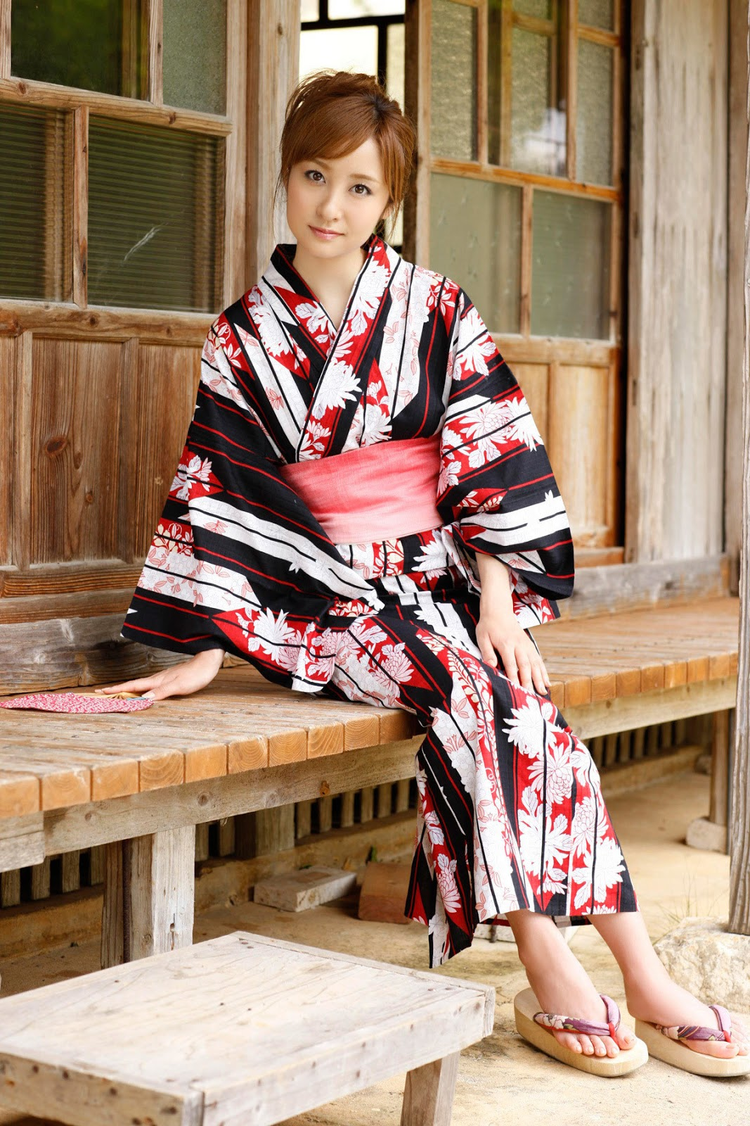 Aya Kiguchi, 木口亜矢 - Sexy Yukata