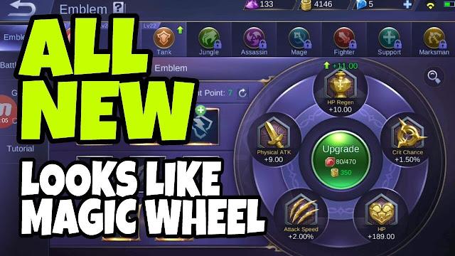 Jangan Asal Pilih !! Inilah Fungsi Emblem di Mobile Legends