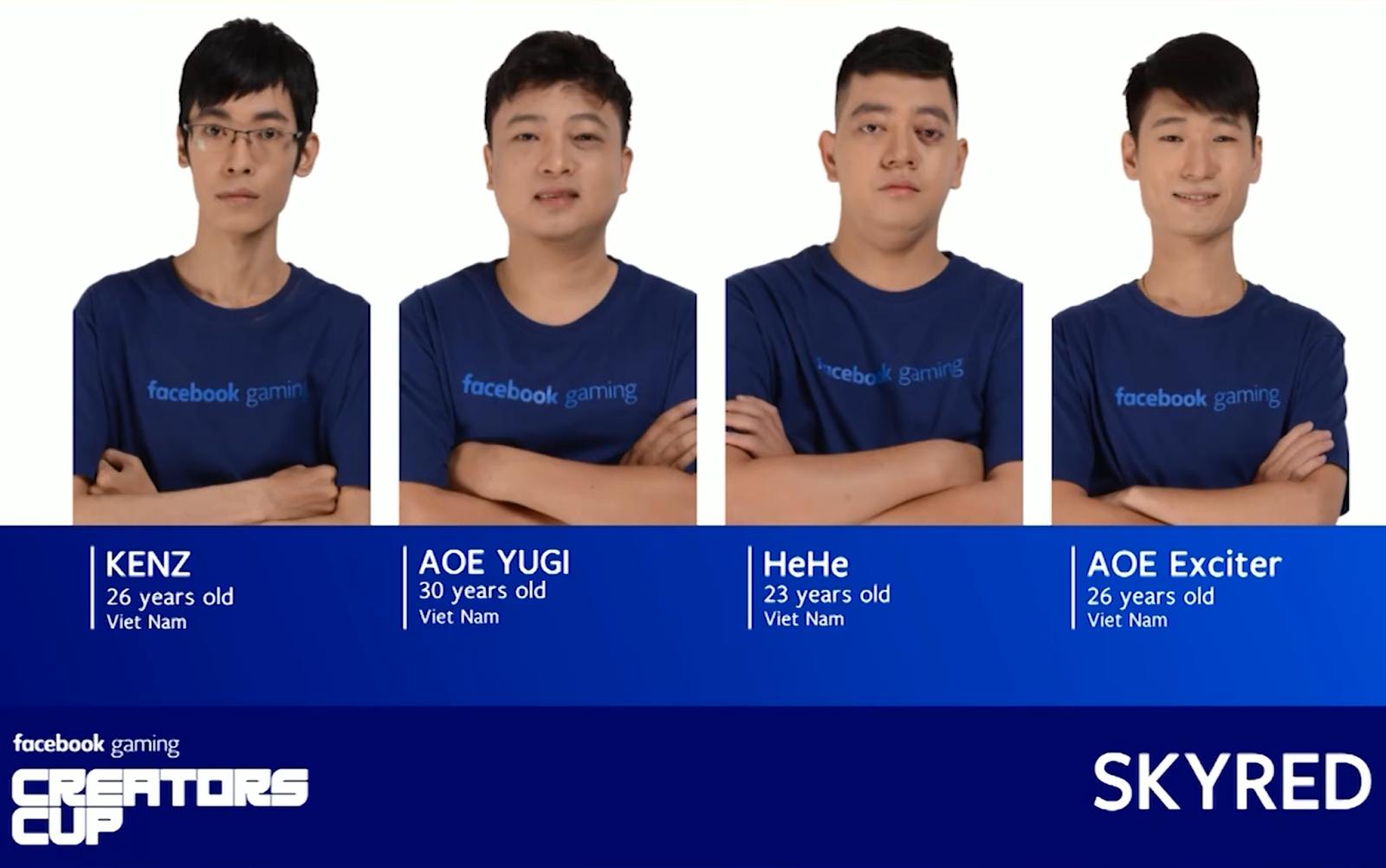 AoE Facebook Gaming Creators Cup 2019: Liệu Skyred có vượt mặt EFUNVN BiBiClub để vươn lên đứng đầu bảng xếp hạng?