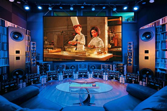 Dec-a-Porter: Imagination @ Home: Peek-a-Boo: Home Theater Design