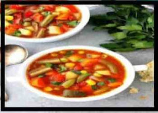 best way to make a vegetable soup recipe