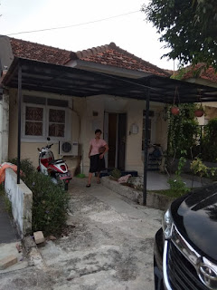 Rp.550 Jt Dijual Murah Rumah Siap Huni Di Besakih Sentul City (code : 424)