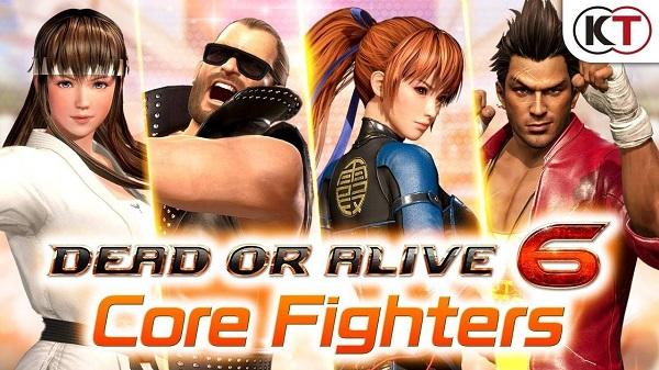 الإعلان عن نسخة مجانية للعبة Dead or Alive 6 متوفرة للتحميل الأن على جميع الأجهزة ، إليكم من هنا..