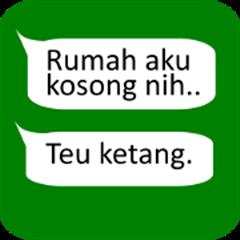 Sunda Text : Teu Ketang