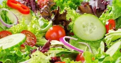 Salada diariamente reduz 11 anos na idade do cérebro