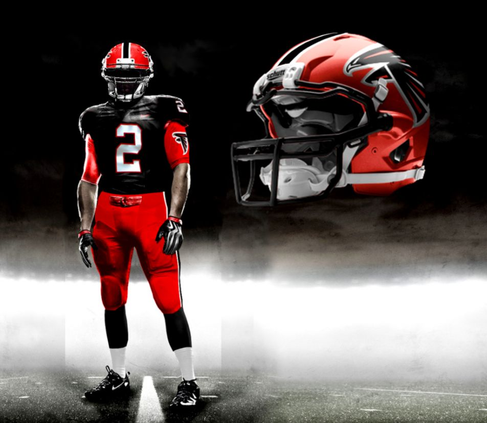 Atlanta Falcons Uniform All Hd Wallpapers Gallery