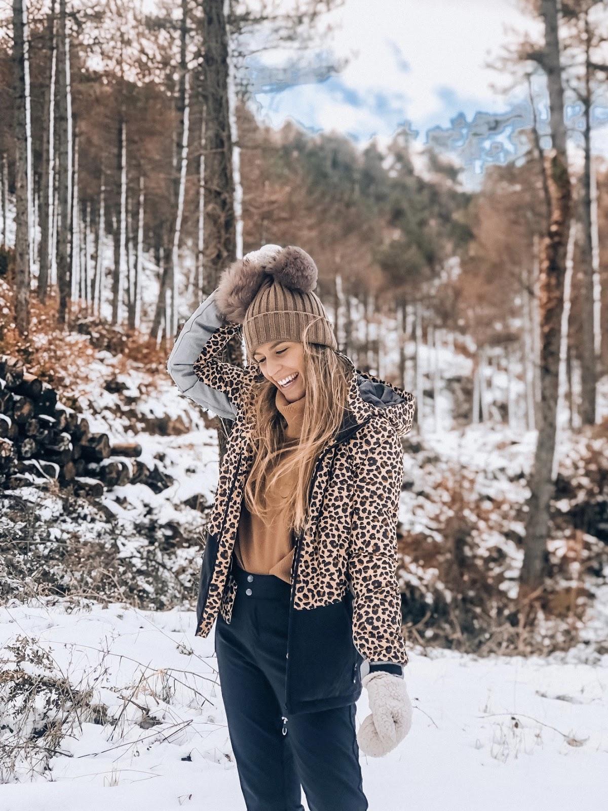 chaquetas esquí mujer