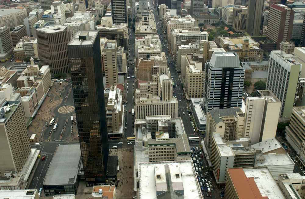 Johannesburg - Afrikës së Jugut