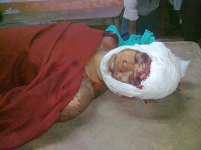 Hla Oos Blog: Monk Thawbita: Burned-Alive By Muslims In