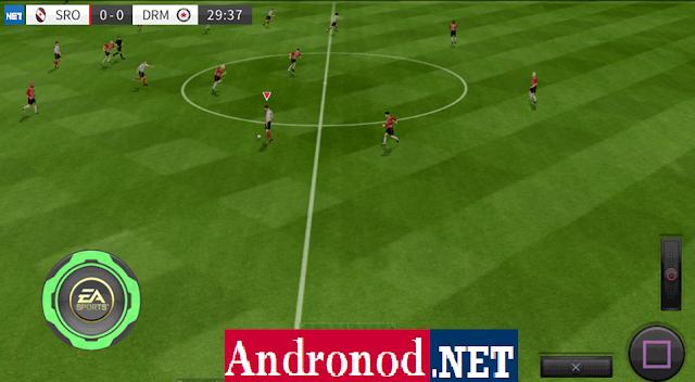 DLS Mod Fifa 17 Apk Data Full Offline Terbaru For Android