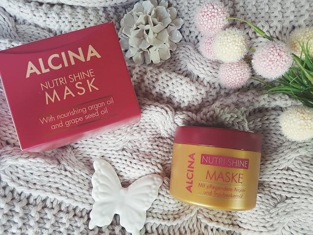 Alcina - Nutri Shine Maske