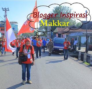 Tuteh Pharmantara Blogger Inspirasi se NTT Versi Makkar