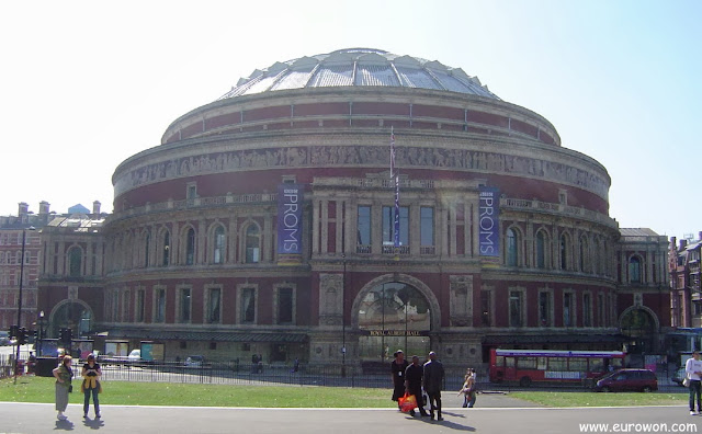 Royal Albert Hall de Londres