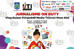 IJTI NTB Update SDM Jurnalistik Di Era Konvergensi Digital