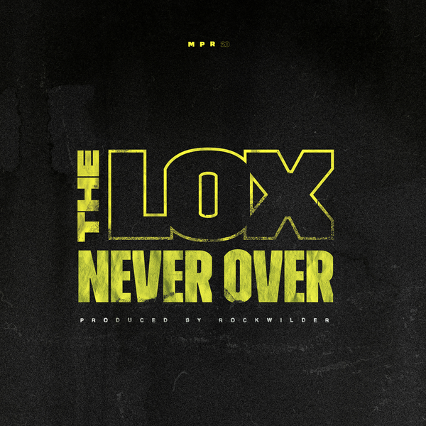 the lox never over cover