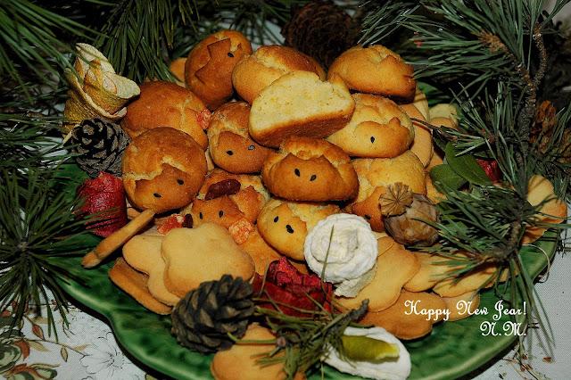 Новогоднее печенье (без глютена)