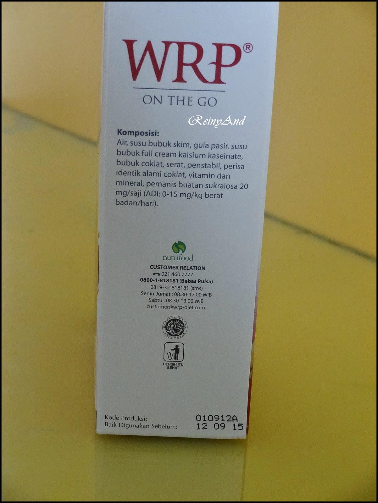 Herbalife vs WRP