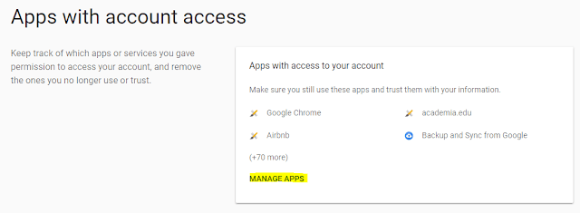 Find Accounts Linked to Email for Free using Google Connected Apps