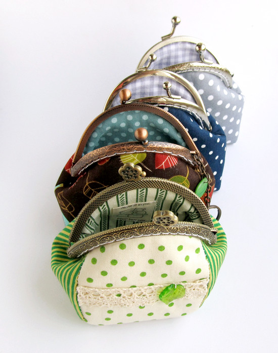 кошельки для монет, coin purses