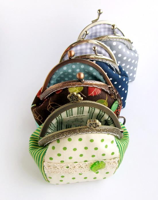 кошельки для монет, coin purses