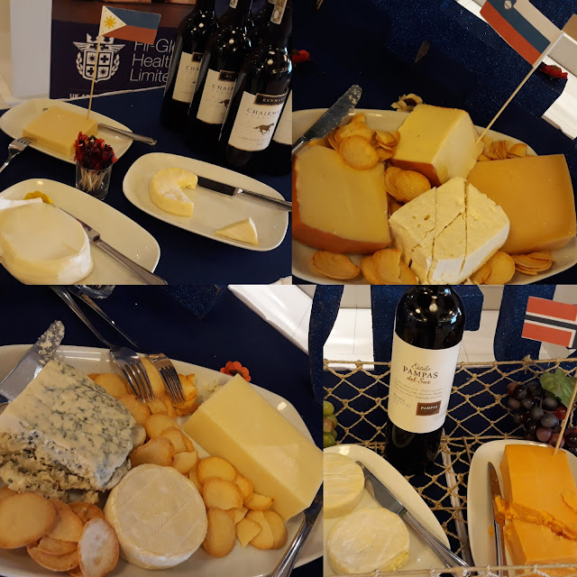 Last August 7, 2017, bloggers and guests were treated to an afternoon of Wine and Cheese appreciation by FGISC.  Dubbed Wine and Cheese Immigration Night, the event was hosted by Fil-Global Immigration Services Corporation (formerly Fil-Global Ltd.). It was held at the Roberts Hall, Time Plaza, UN Ave, Manila