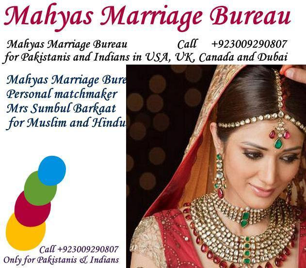 Muslim matchmaking services usa