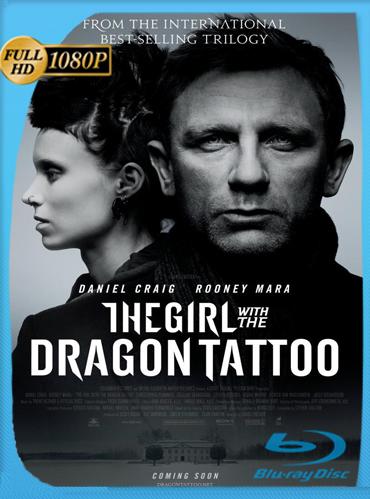 La Chica Del Dragón Tatuado (2011) HD [1080p] Latino Dual [GoogleDrive] TeslavoHD