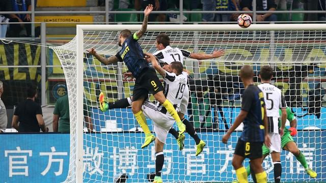 Internazionale 2 - 1 Juventus 2016-17