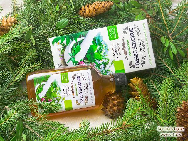 Бальзам медово-растительный Альпина «Золотое озеро» витаминный: отзывы