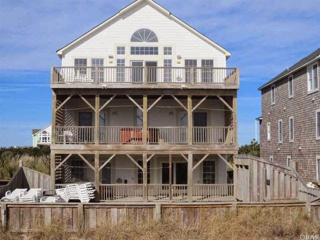 9 BR Home For Sale on Hatteras Island