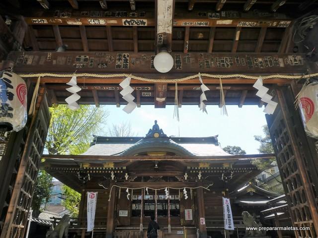templos sorpresa en tokio