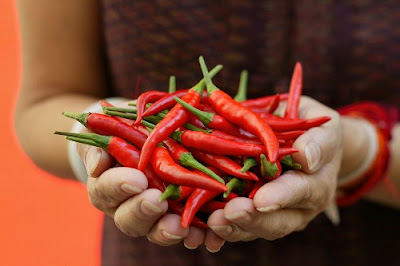 Red Chili's Health Benefits