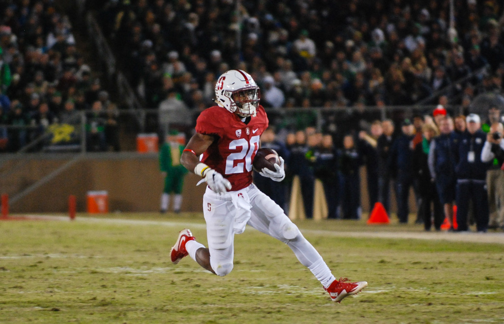 The Cardinal are another very disappointing team from the 2018 season.  Returning star running back Bryce Love for his senior season 05a7ae838