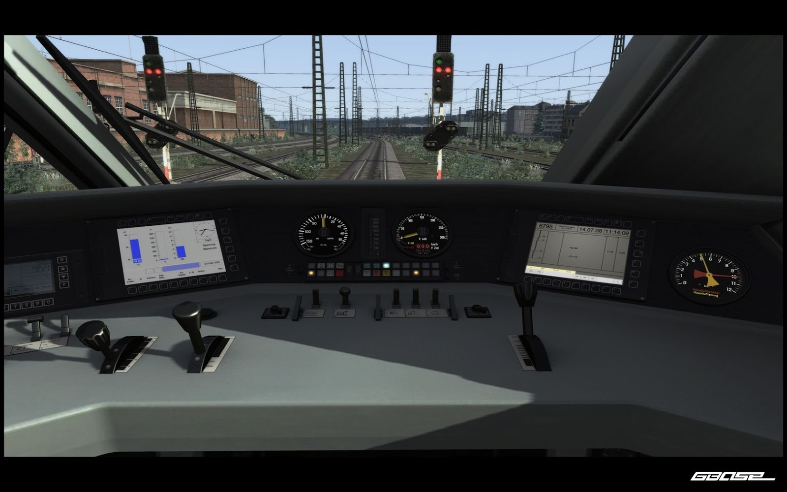 Train simulator 2012 part 1 | simhq.