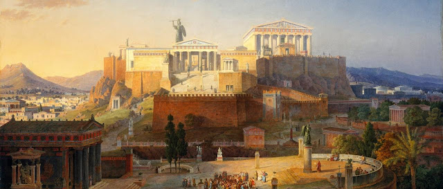Los helenos y su economia