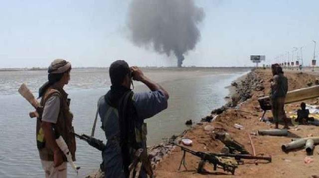 أخبار اليمن اليوم : الجيش على مشارف باب المندب
