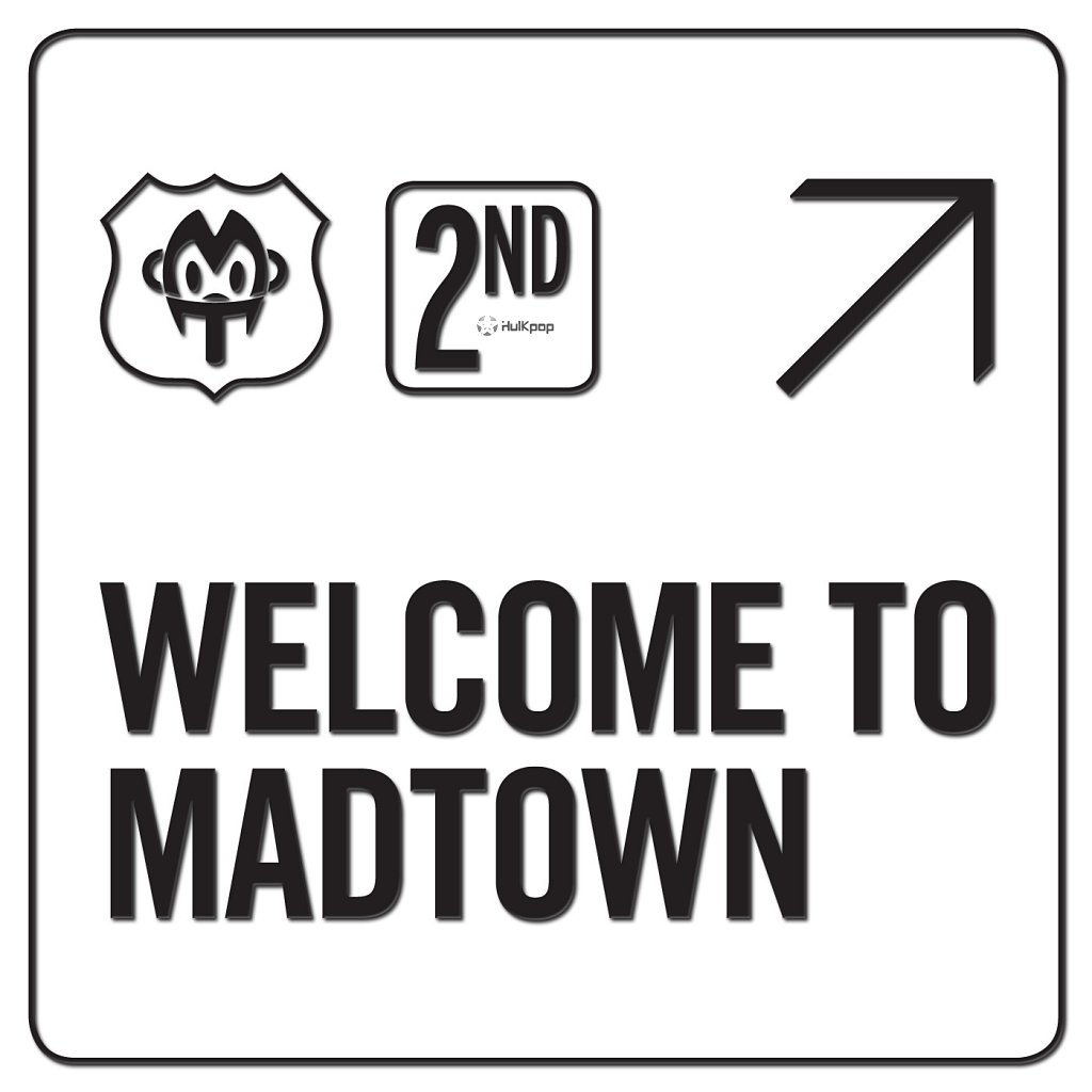 MADTOWN – Welcome To MADTOWN – EP