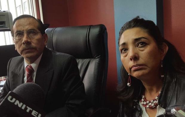 Hija de Fortún ratifica que dio en anticrético su residencia a Zapata