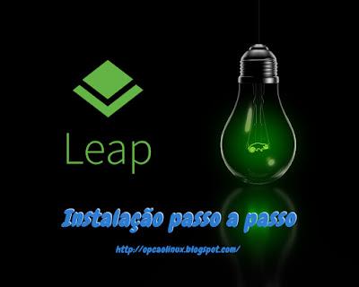 Instalação do openSUSE Leap