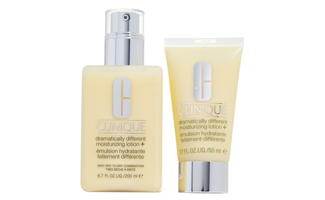 Nordstrom Anniversary Sale: Clinique 'Big Genius Little Genius - Dramatically Different' Moisturizing Lotion+ Duo